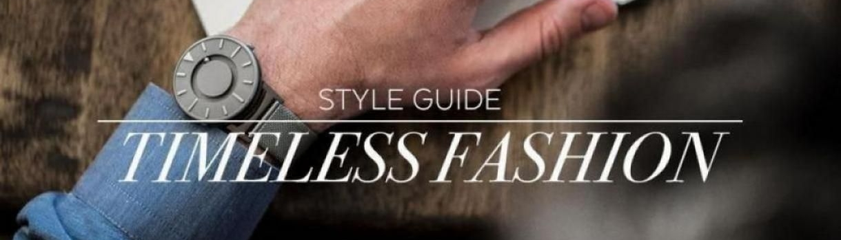 Style for the Modern Man