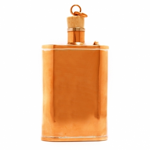jacob bromwell, bromwell flask, copper flask, american flask