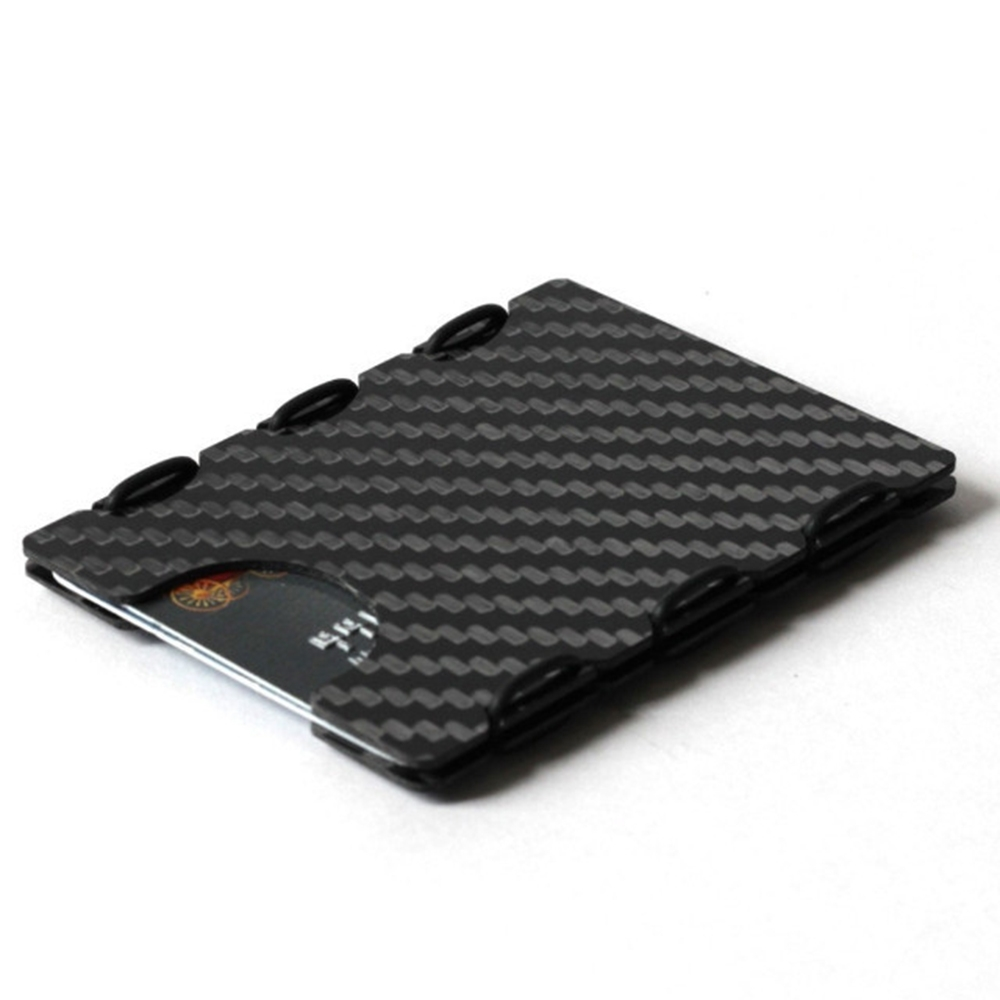 Ultra Carbon Fiber Card Case, Slimtech