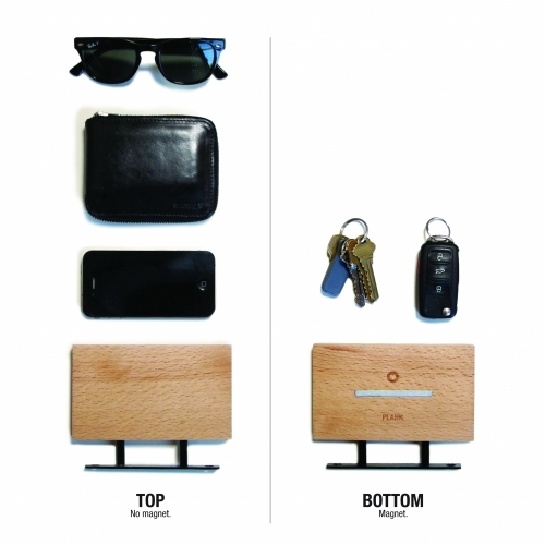 Plank |  Small Floating Shelf | iLoveHandles