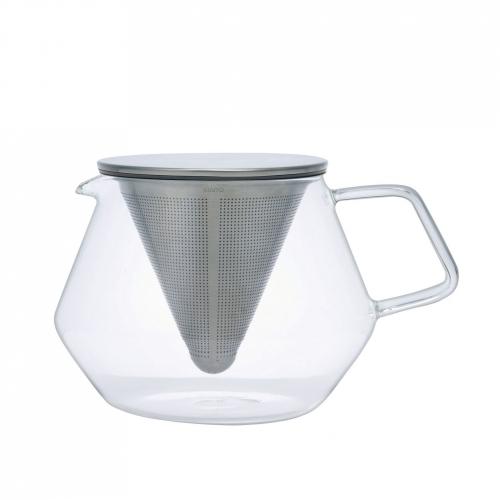 Carat Teapot, 600 mL, Kinto