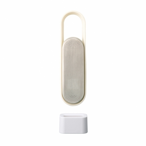 Loop Tea Strainer, White