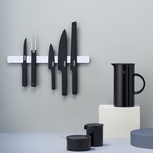 Pure Black Utility Knife, Stelton
