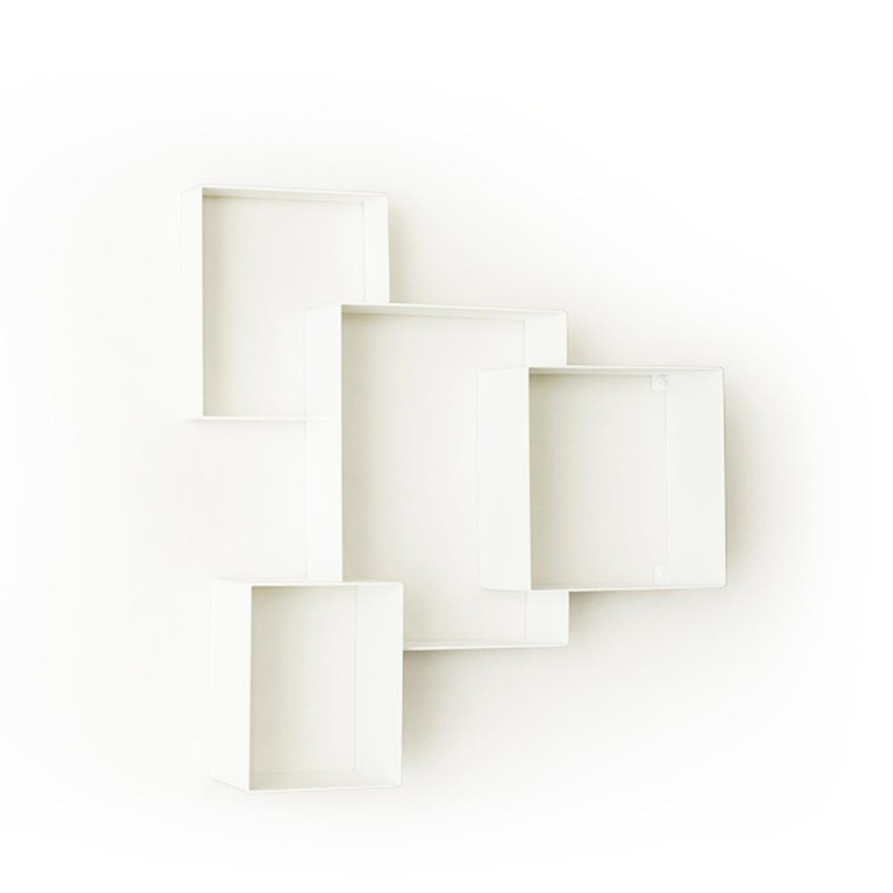 Cloud Cabinet, White, Roije