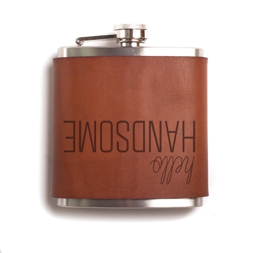 Hello Handsome Flask, Espacio Handmade