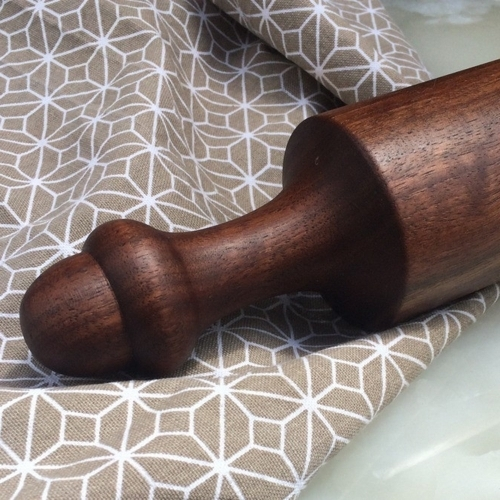 The Seed Rolling Pin, The Wooden Palate