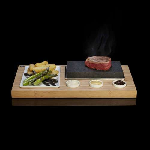 Sizzling Steak Set