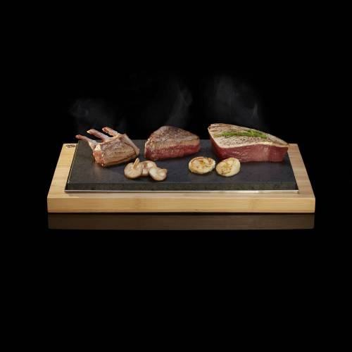 Sharing Steak Plate