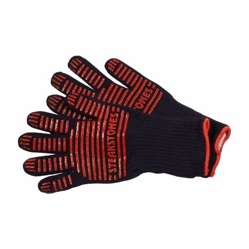 Oven Gauntlets - Manufactured to Withstand the Temperatures Associated with Hot Stone Cooking