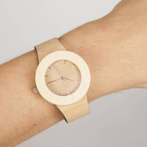 Silverheart & Maple - A Timepiece as Beautiful as it is Earth Friendly