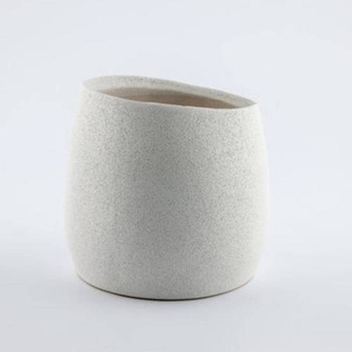 Baz Pot, White