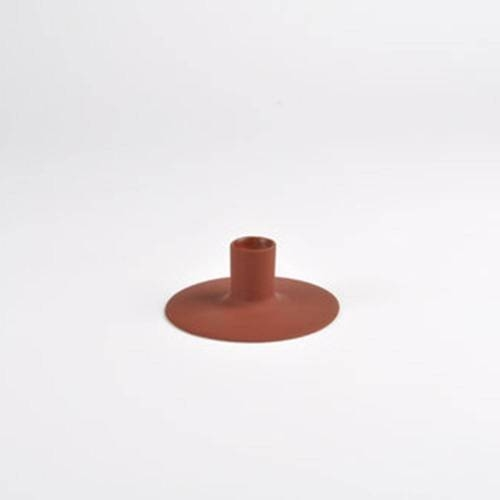Zest Candle holder, Rust