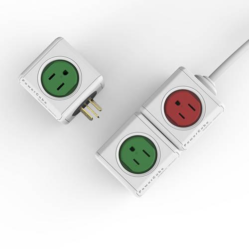 Socket Multiplier | Power Outlet Expansion | PowerCube