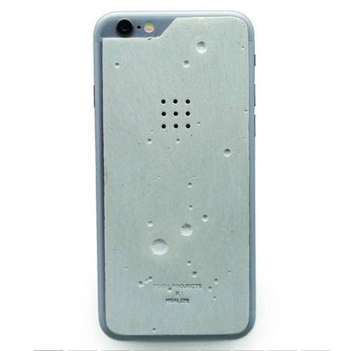 Luna Concrete Skin for iPhone 6