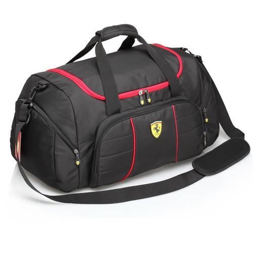 Overnight Duffle Bag, Black