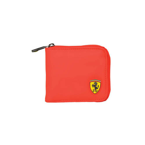 Wallet, Red