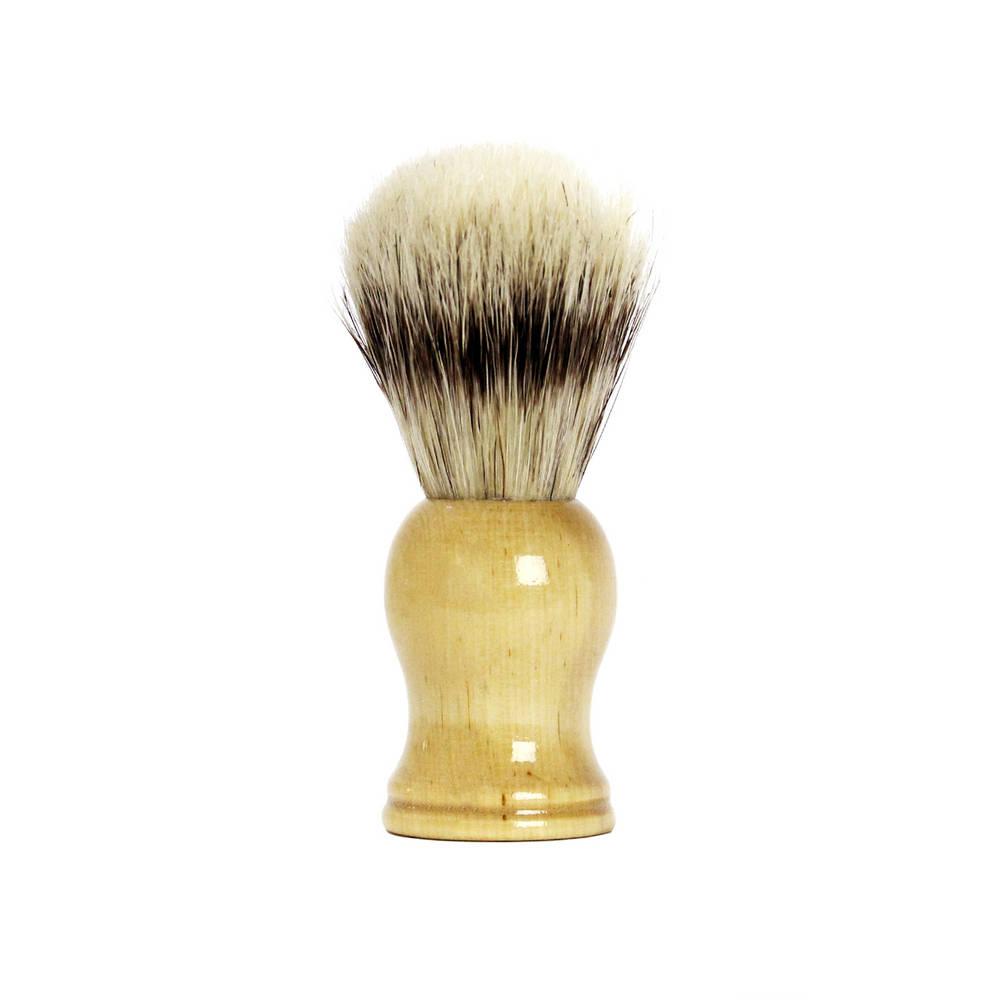 Badger Bristle Shaving Brush   Crux Grooming