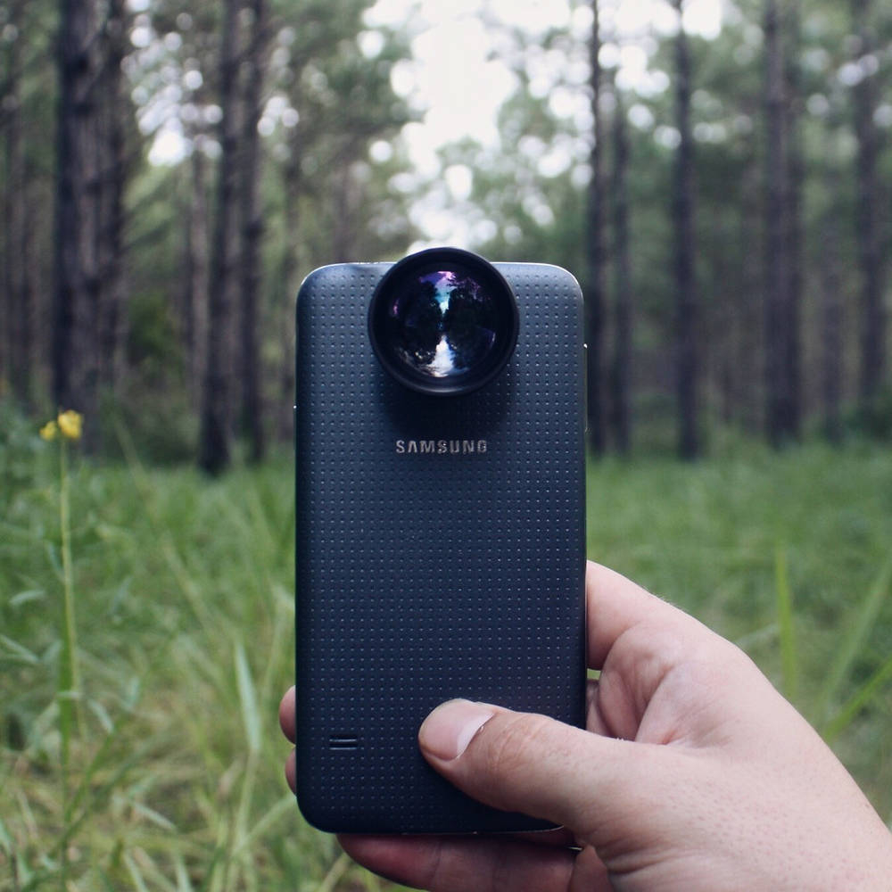 instaLens Telephoto - A Very Impressive 5 Times Telephoto-Style Optical Zoom