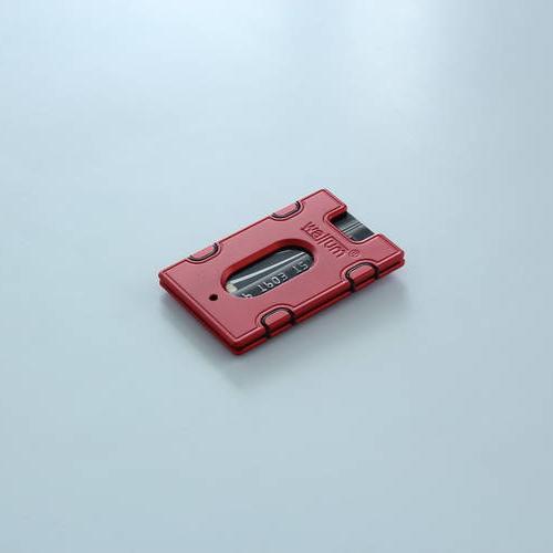 Wallum M1 Clip Card Holder Wallet   Aluminum Wallet
