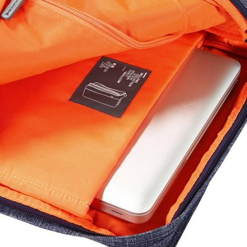 Sling Backpack - An Expandable Laptop Bag
