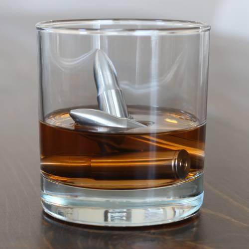 The Original Whiskey Bullet   Stainless Steel   Sip Dark