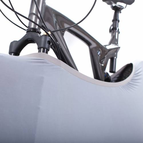 Grey Bicycle Cover - Velo Sock