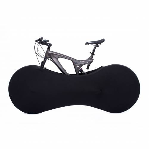 Black Bicycle Cover | Velo Sock