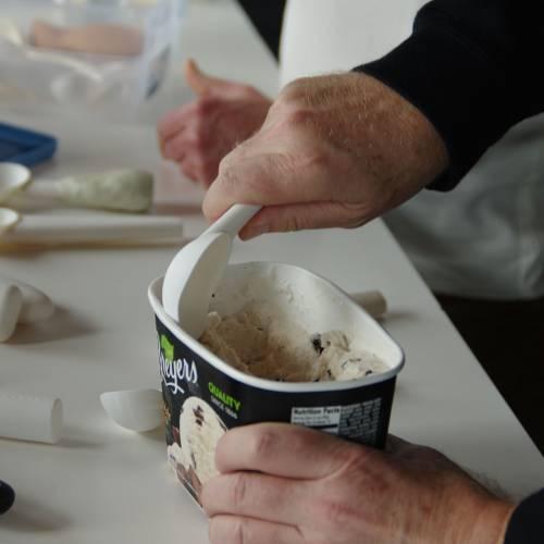 Ice Cream Scoop   Black Edition   Belle-V Kitchen
