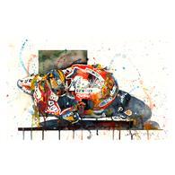 Print   Valentino Rossi   MotoGP   Ducati