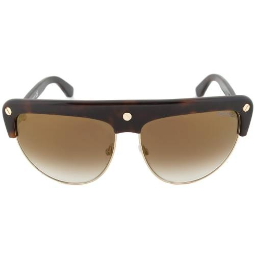 Tom Ford FT0318 52G Liane Shield Sunglasses