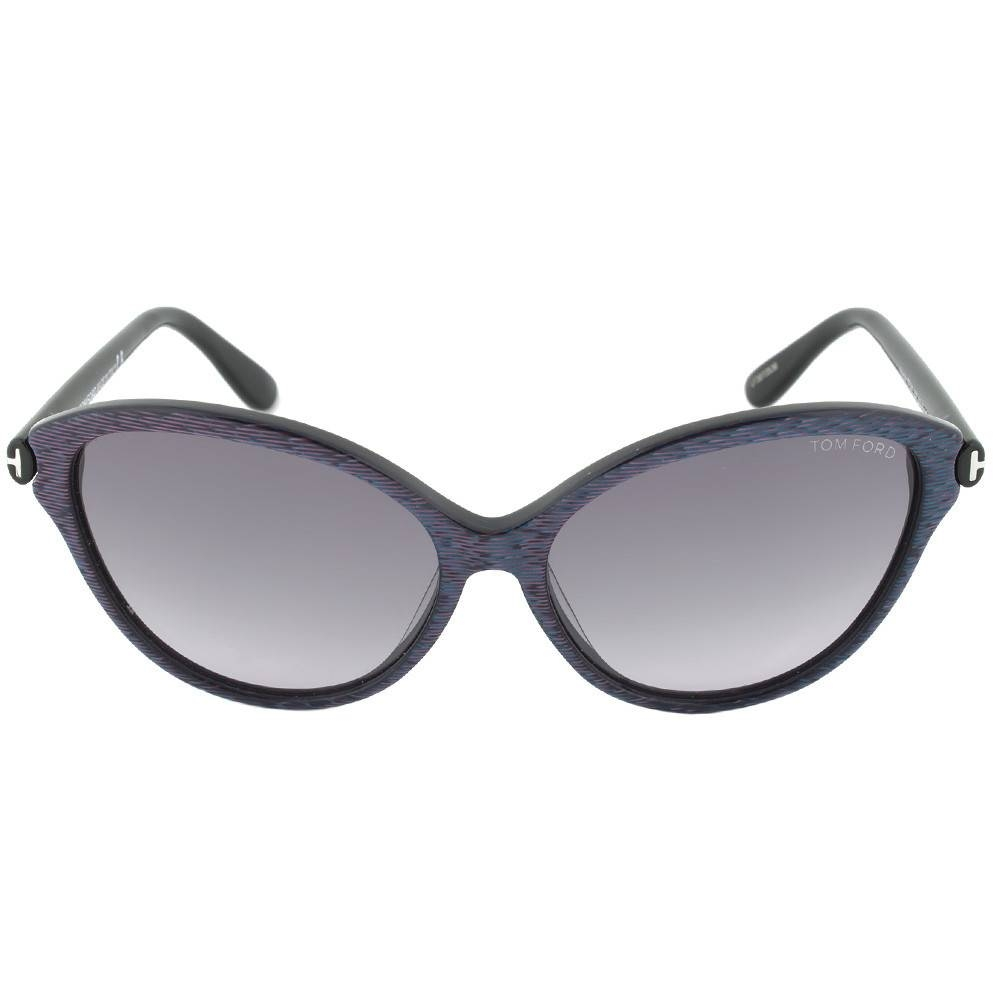Tom Ford FT0342 83F Priscilla Sunglasses