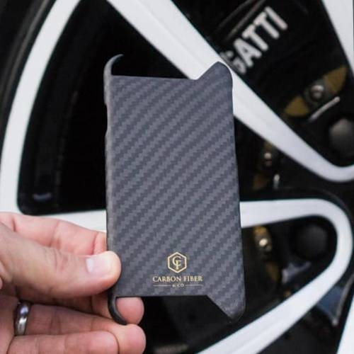 Carbon Fiber iPhone 6/6S Case, Matte
