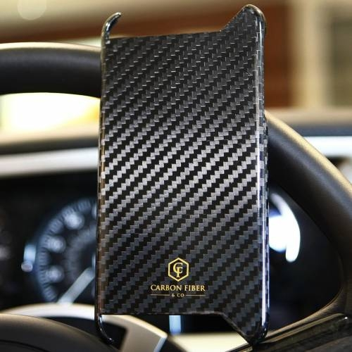 Carbon Fiber iPhone 6/6S Plus Case, Gloss