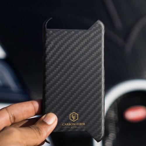 Carbon Fiber iPhone 6/6S Plus Case, Matte