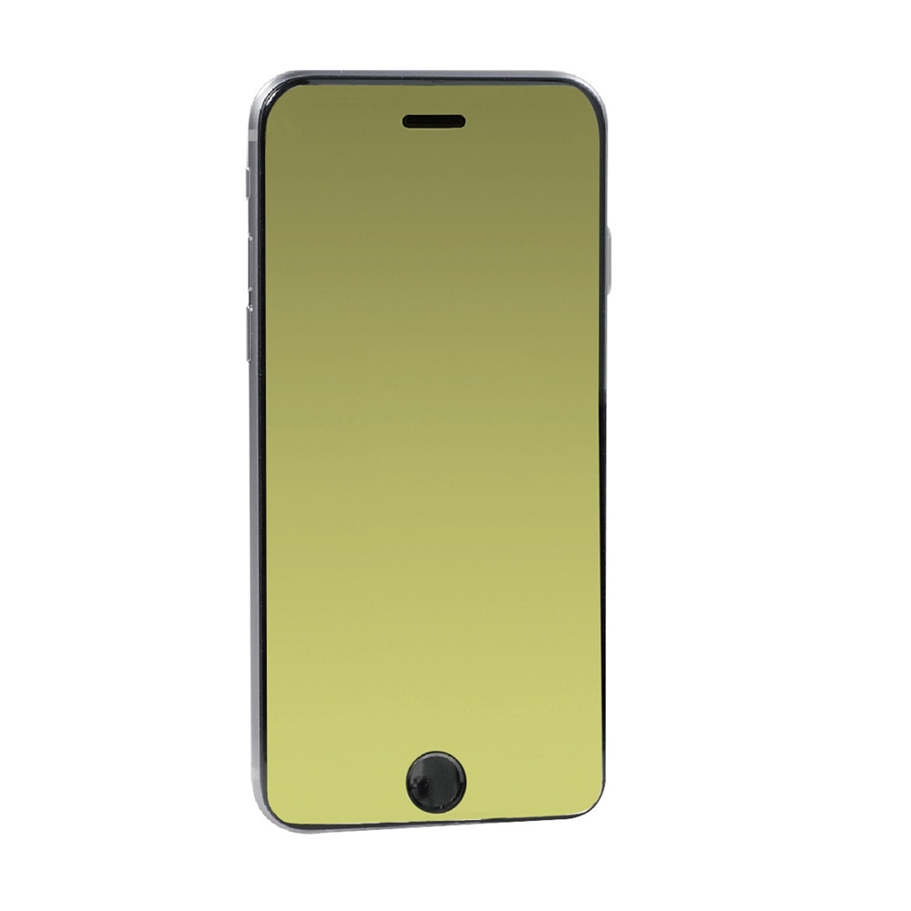 The Mogul Mirror Tempered Glass Protector for iPhone 6/6S