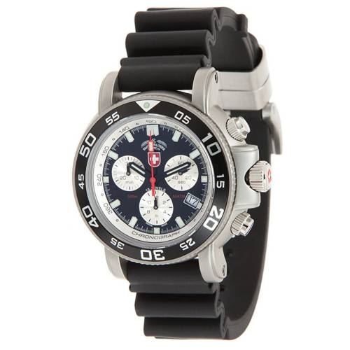 Swiss Military Watches  - NAVY DIVER 500, Scuba black