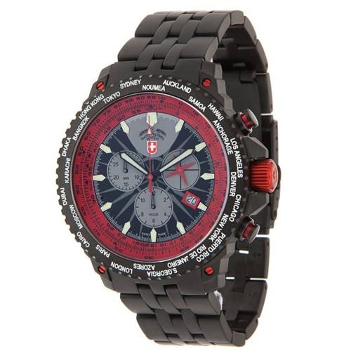 HURRICANE WORLDTIMER, Red