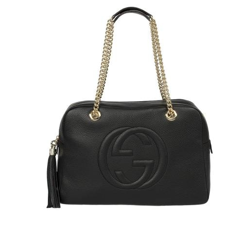 Large Gucci Soho Shoulder Bag