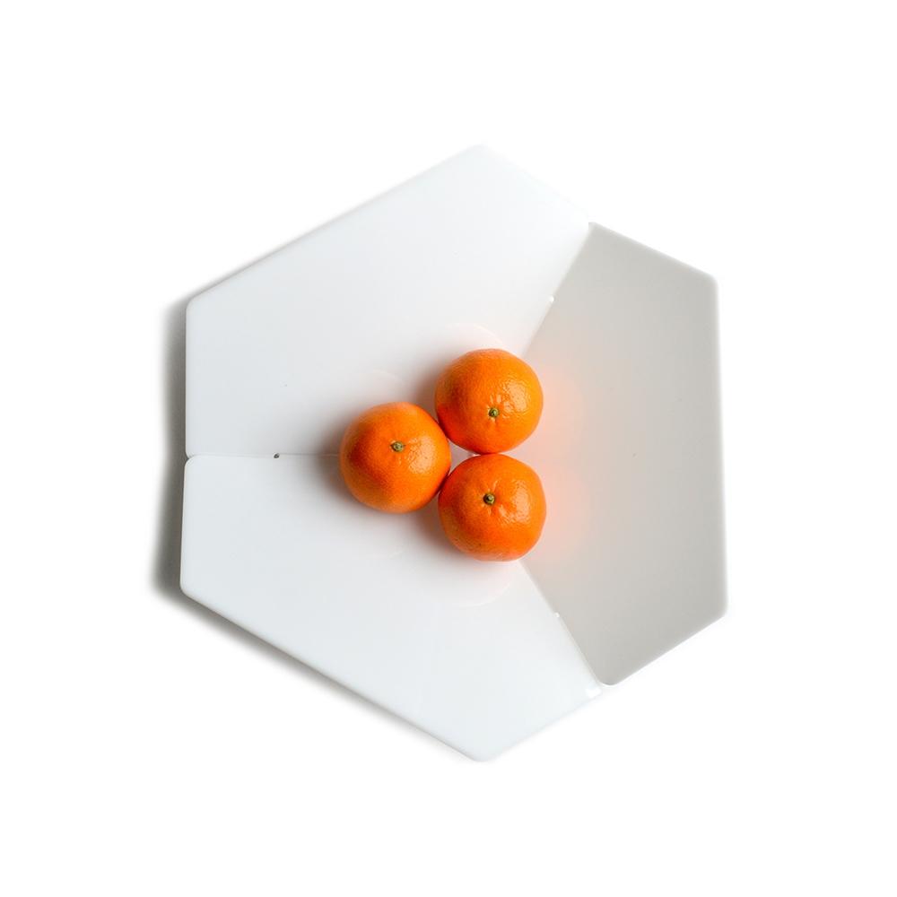 Trièdre-Hexagon, Fruit Basket
