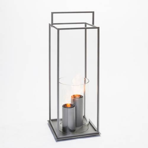 Hampton Lantern by Terra Flame Home