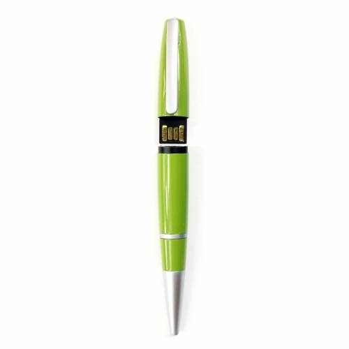 8GB Ballpoint Pen, Green