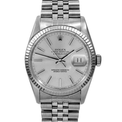 Stainless Steel Datejust