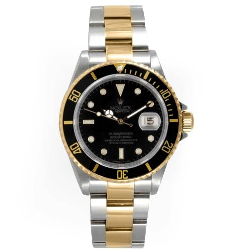Yellow Gold Submariner