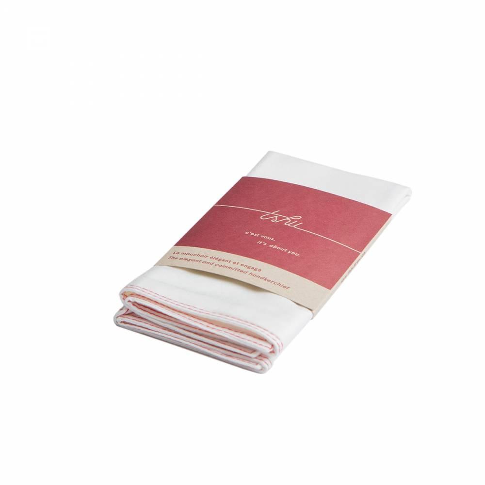 Dwight Organic Handkerchief