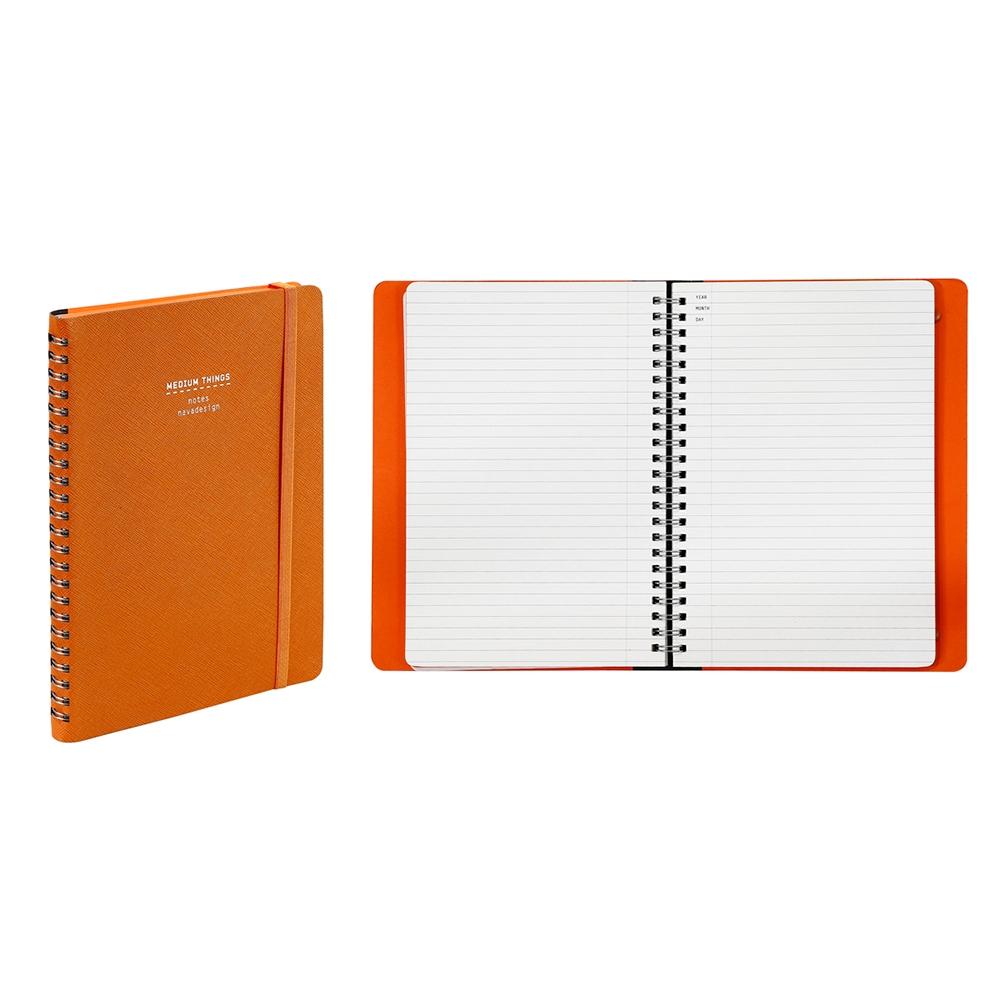 Everything A5 Saffiano, Orange ( 1 pc.)