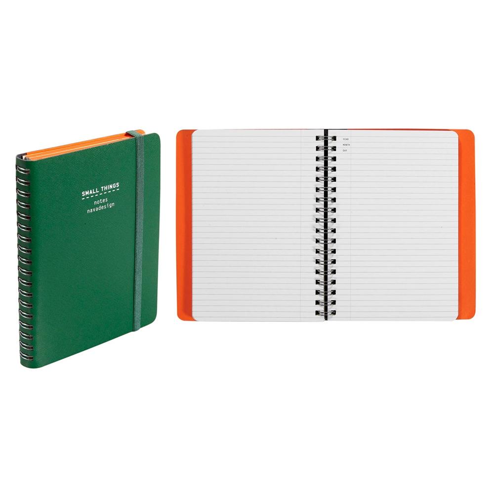 Everything Pocket Saffiano, Green ( 1 pc.)