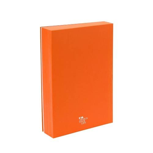 Designer Pocket Diary/Journal My Fluo Book, Orange