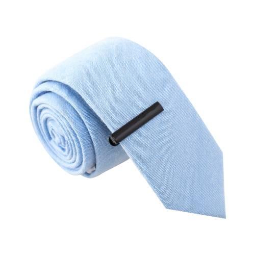 Laugh Janice Laugh w/ Tie Clip