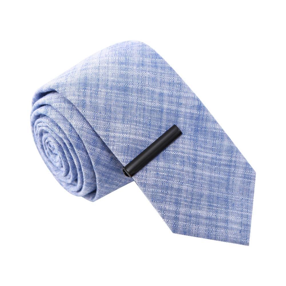 'Dry Dreams' Tie with Tie Clip