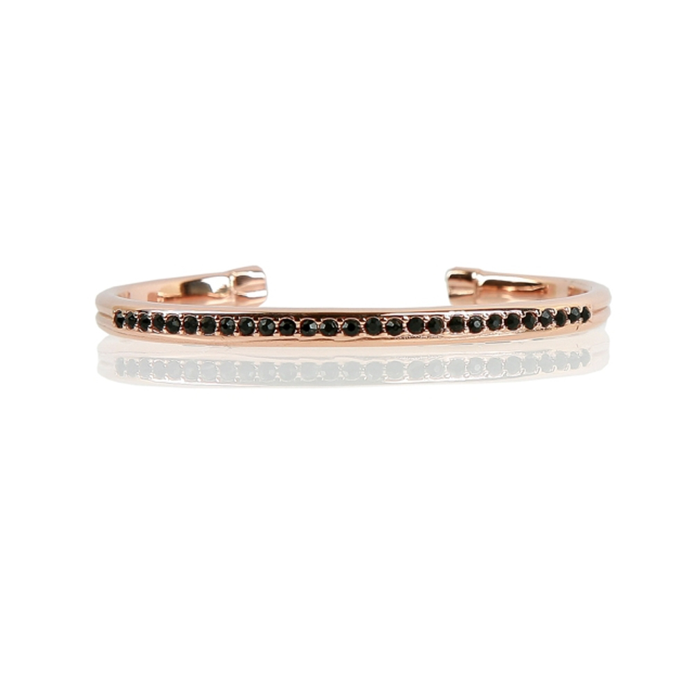 Rose Gold Istanbul Stainless Steel Bracelet - Buttigo